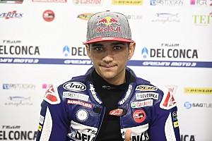 Moto3 Verslag vrije training Martin leidt de dans in derde training, crash voor Loi