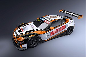 Endurance Breaking news Livery, drivers unveiled for Aston Martin Bathurst campaign