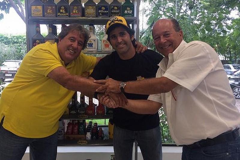 Sérgio Jimenez anuncia ida para Hot Car em 2017