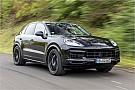 Automotive Porsche Cayenne 2018 Erlkönig Test: Der Diesel-Motor ist nicht tot