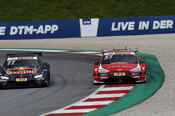 DTM Wittmann haalt opnieuw uit naar Audi:
