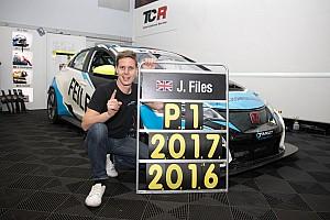 TCR Deutschland News TCR Deutschland 2017: Josh Files verteidigt Titel