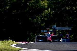 GP3 Gara Jack Aitken domina Gara 1 a Budapest, Russell subito k.o.