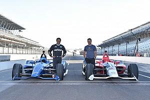 IndyCar I più cliccati Fotogallery: l'esordio in pista dell'aerokit 2018 IndyCar