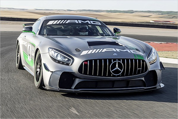 Automotive News Kundensport: Der Preis für den neuen Mercedes-AMG GT4 steht fest