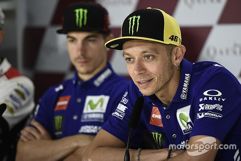 "Schwantz: Rossi could retire if Vinales ""hands him his ass"""