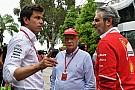 Формула 1 Mercedes: Наша критика поможет Liberty сделать Ф1 лучше