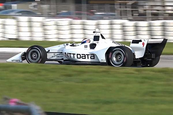 IndyCar 2018: Neues Aeropaket eine große Umstellung