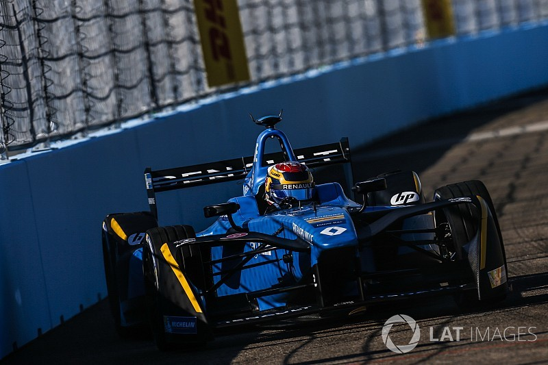 Andretti refuse de libérer Speed pour remplacer Buemi
