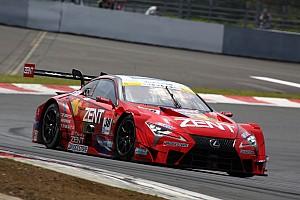 Super GT Race report Fuji Super GT: Tachikawa, Ishiura lead all-Lexus podium