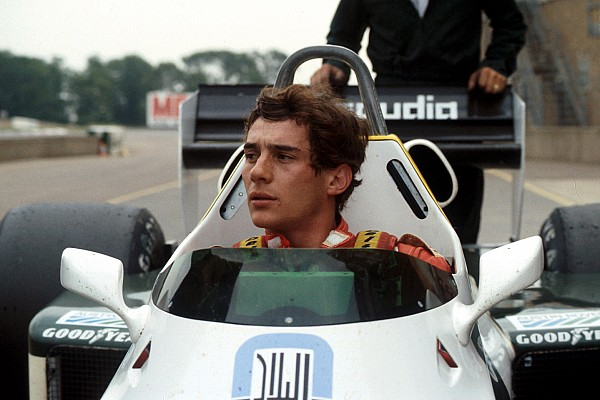 Формула 1 Самое интересное Первый шанс. Когда Сенна дебютировал за рулем Формулы 1