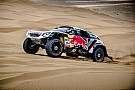 Cross-Country Rally Peugeot, con Sainz y Loeb en Marruecos