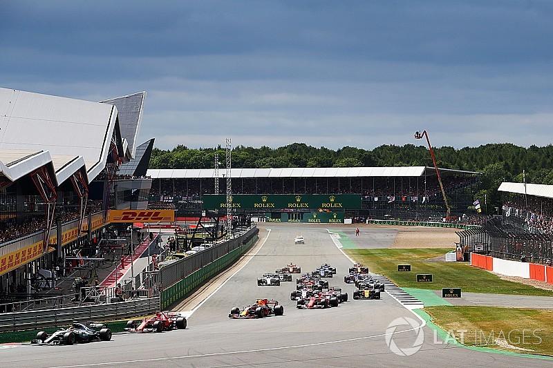 Silverstone quiere una reunión con la F1 al final del año