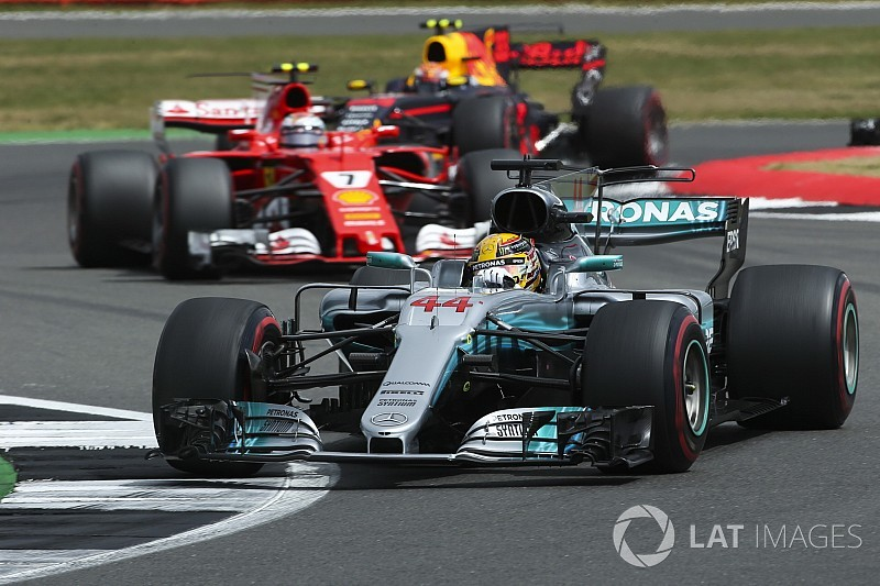 GP d'Ungheria: scelte di gomme identiche per Mercedes e Ferrari
