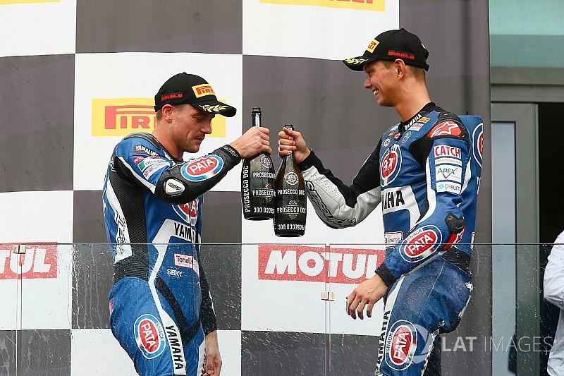 Yamaha: obiettivo podio per Alex Lowes e Michael van der Mark