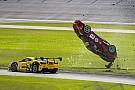 Ferrari Тройной переворот: авария в Ferrari Challenge