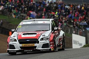 BTCC Breaking news BTCC 2018 grid set as BMR Subaru finalises line-up