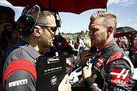 """F1: Magnussen diz que mandar Hulkenberg """"chupar b****"""" será algo que não fará questão de lembrar"""