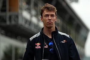 Формула 1 Комментарий Квят: Темпы доработки машины Toro Rosso оказались ниже ожиданий