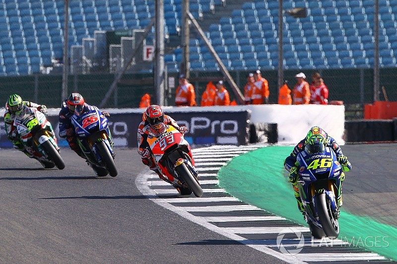 """Silverstone """"extremely keen"""" to keep MotoGP race"""