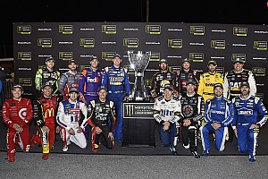 NASCAR Cup Vorschau NASCAR Playoff-Vorschau 2017: Die Fahrer
