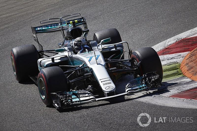 Mercedes aura des évolutions après Singapour