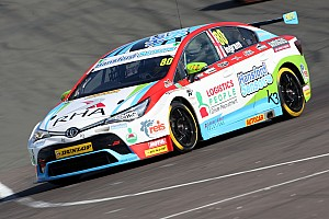 BTCC Race report Donington BTCC: Ingram becomes first 2017 double winner