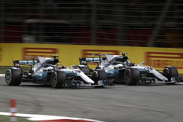 Formula 1 Ultime notizie Bottas e Hamilton contro gli ordini di scuderia, ma tutto può cambiare