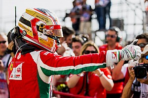 FIA F2 Artículo especial 'De 14º a mi primera victoria en F2', por Charles Leclerc