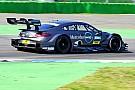 DTM DTM-test Hockenheim: Mercedes start met beste tijd
