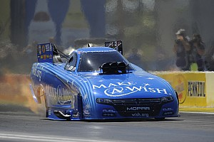NHRA Breaking news Doug Chandler to continue late wife's sponsorship of two Funny Cars