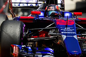 Formula 1 Son dakika Kvyat'tan Perez'e: PlayStation mı oynuyoruz?