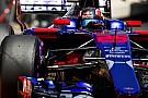 Formule 1 Kvyat witheet: