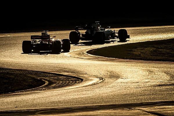2. Formel-1-Test 2017: Laufleistung der Teams und Motoren