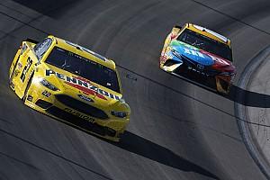 NASCAR Cup News NASCAR 2017: Keine Strafen nach Prügelei zwischen Busch und Logano