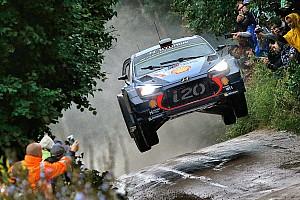 WRC Репортаж з етапу Ралі Польща: крок до титулу?