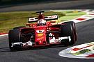 Vettel admite que no tiene confianza tras el primer día en Monza