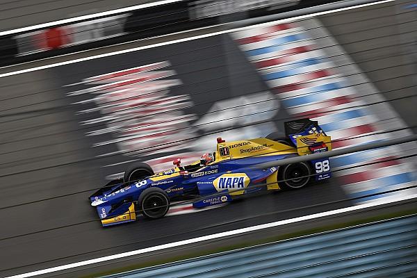 IndyCar Watkins Glen: Sieg für Rossi und Spannung im Titelkampf