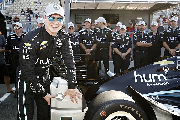 IndyCar Sonoma IndyCar: Newgarden edges Power for pole in season finale