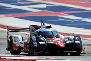 WEC Reporte de prácticas Toyota recupera el ritmo en los libres 3 de Austin
