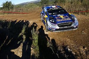 WRC Resumen de la etapa Ogier comienza al frente en Córdoba