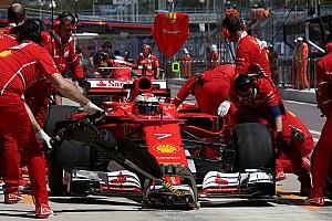 Forma-1 Jelentés a szabadedzésről Vettel és Räikkönen is boldog Szocsiban, bár a Mercedes még rejtegethet valamit