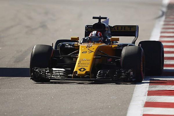 Hulkenberg vê Renault no caminho certo em ritmo de prova