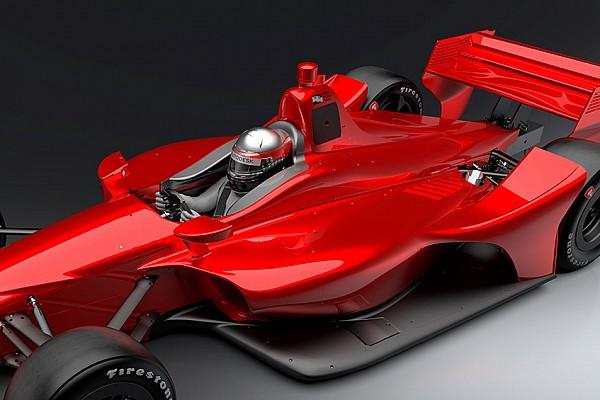 IndyCar Ultime notizie Ecco i nuovi rendering del kit 2018 per la Dallara Indycar