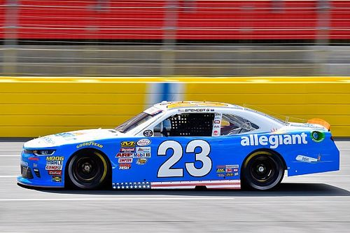 GMS Racing considering a move to the NASCAR Cup Series