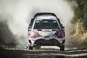 WRC Prova speciale Spagna, PS15: Meeke inarrestabile. Lappi capotta!