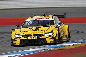 DTM Résumé de qualifications Qualifications 1 - La pole pour Timo Glock