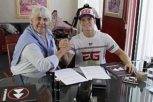 Moto2 Breaking news Ikuti jejak Manzi, Granado gabung ke Forward Racing