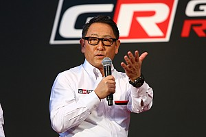 WRC 速報ニュース 【WRC】トヨタ豊田社長、2戦目の勝利に「私の想像を超えていた」
