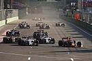 Формула 1 Гран При в Баку стал лидером по количеству обгонов в сезоне
